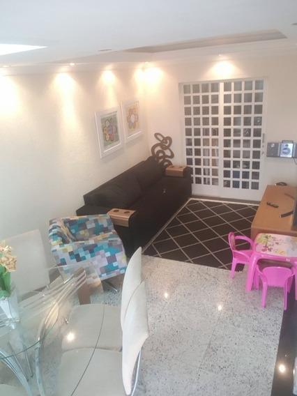 Casa Com 3 Dormitórios Em Condomínio Fechado, Ótima Local