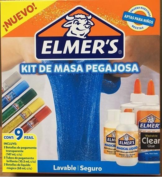 Kit Masa Pegajosa Everyday Pack Elmer