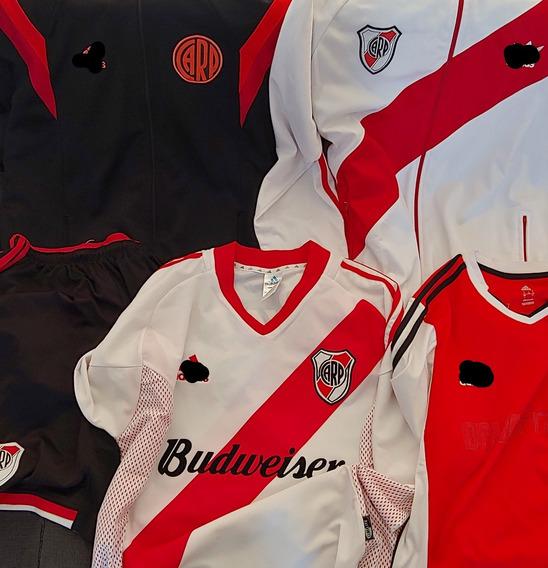 Lote River Plate - Camsietas - Camperas