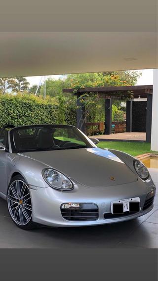 Porsche Boxster S 2008 3.4