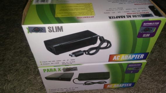 Fonte Bivolt Pra Xbox360 Slim E Super Slim