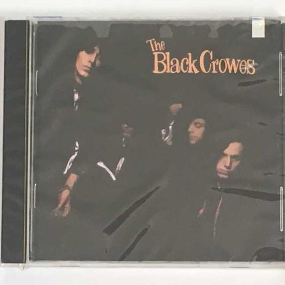 Cd-the Black Crowes-shake Your Money Maker-em Otimo Estado
