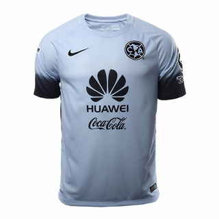 Jersey Oficial Original Aguilas América Gala 3era Nike 2016