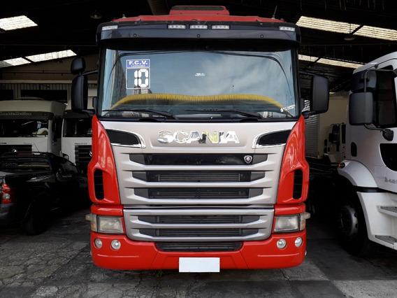 Scania G 420 6x2 2010/2010