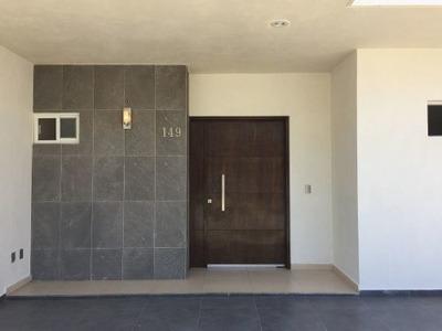 Casa En Renta En Coto Fronda, Fracc. Bellaterra.
