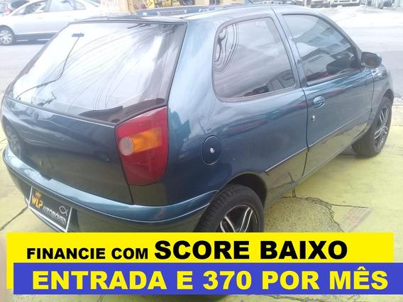 Fiat Palio Financio Com Score Baixo Entrada E Parcela 370