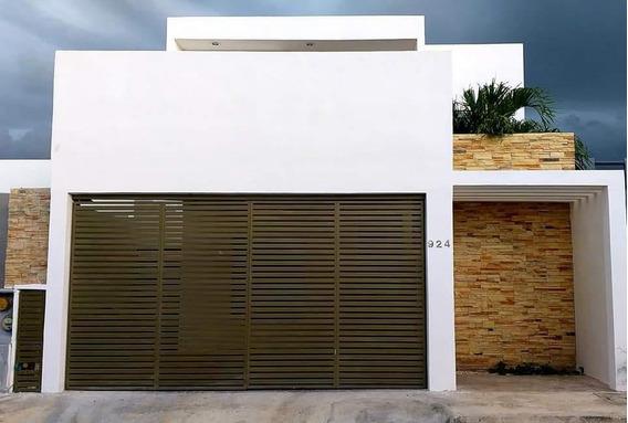 Propiedad De 5 Habitaciones En Venta En El Fracc Las Americas Merida
