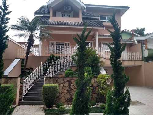 Casa Com 4 Dormitórios À Venda, 365 M² Por R$ 1.380.000,00 - São Paulo Ii - Cotia/sp - Ca4308
