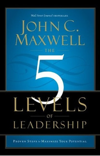 Libro The 5 Levels Of Leadership By John Maxwell [ Dhl ]