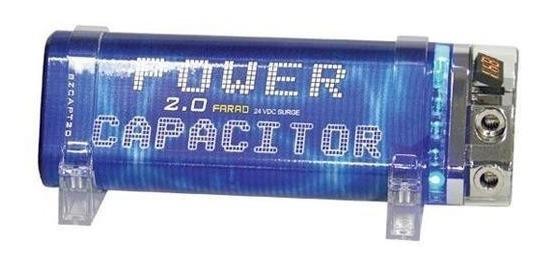 Capacitor Blitz Bzcapt20 2 .0 Farad P\modulo De Ate 3mil