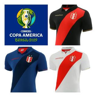 Camiseta Peru Marathon Niños Copa America 2019