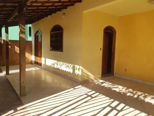 Casa Para Venda Em Ribeirão Das Neves, Bom Sossego - V37_1-1023681