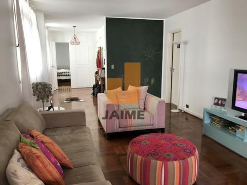 Apartamento Para Venda / Locação No Bairro Higienópolis Em São Paulo - Cod: Ja336 - Ja336