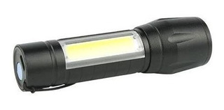 Mini Lampara Led De Emergencia Lateral/frente 3 Func Zoom
