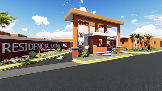 Buena Y Económica Casa En Residencial Doña Luz Villa Mella