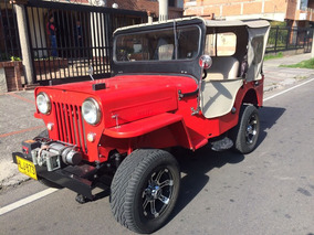 Jeep Willys 4j 1954