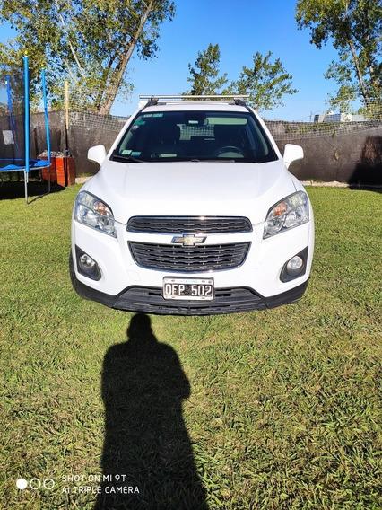 Chevrolet Tracker 1.8 Ltz+ Awd At 140cv 2014