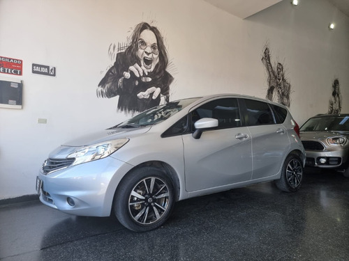 Imagen 1 de 15 de Nissan Note Exclusive 1.6 Cvt 2019