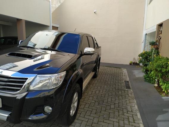 Toyota Hilux 2012 3.0 Srv Top Cab. Dupla 4x4 Aut. 4p 171 Hp