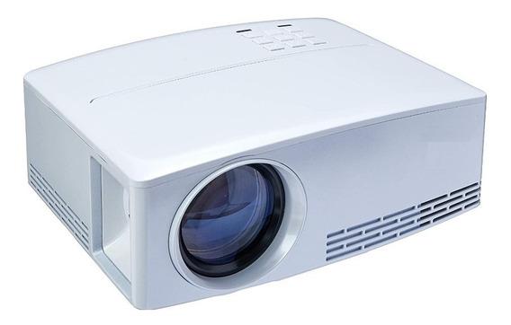 Projetor De Led 2000 Lumens Hd 1080p Com Controle