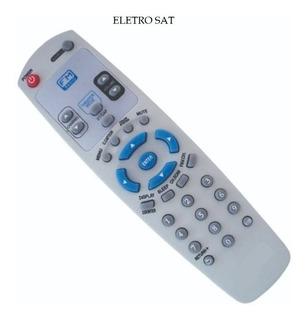 Controle De Tv Tubo Gradiente Com Radio Fm Promoção