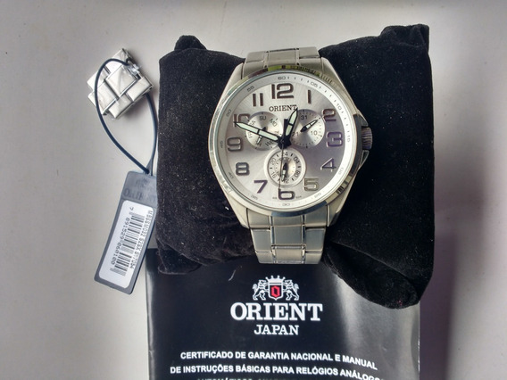 Relógio Orient Masculino Excelente Bem Grande
