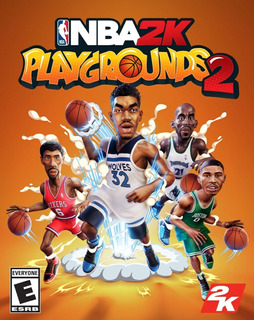 Nba 2k Playgrounds 2 - Pc Steam Key