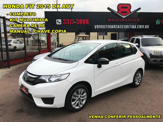 Honda New Fit 1.5 Dx Aut (n City Civic C3 Gol)