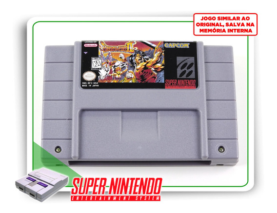 Breath Of Fire 2 Super Nintendo Snes - Novo Com Save