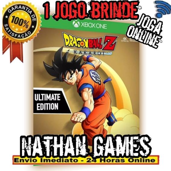 Dragon Ball Z Kakarote - Xbox One Digital + Brinde