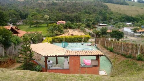 Chácara Com 2 Dormitórios À Venda, 1400 M² Por R$ 250.000,00 - Valadares(juiz De Fora) - Juiz De Fora/mg - Ch0043