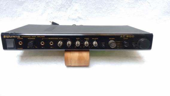 Amplificador Unic Ac 800 Leia Todo Anuncio