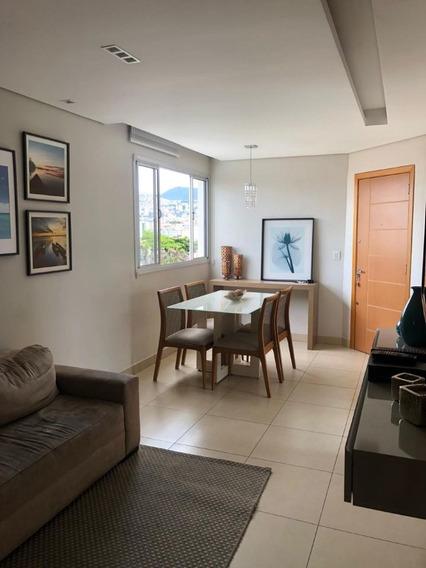 Apartamento Com 3 Quartos Para Comprar No Sagrada Família Em Belo Horizonte/mg - 3559
