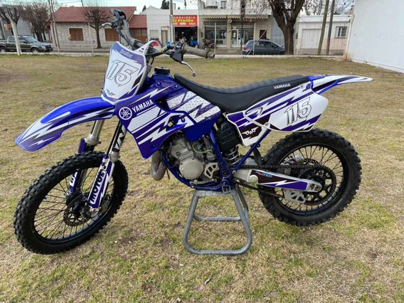 Yz 125 Yamaha Motocross