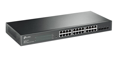 Switch Tp Link Sg2424 Administrable 24 Puertos Gigabit