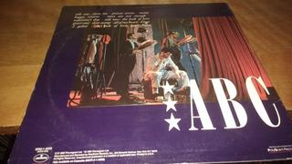 Abc Lexicon Of Love Lp Orig 1982 C/calco Y Entrada Vintage