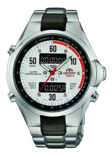 Reloj Orient Cvz02002w0 Alarma Crono Digit Garantia Oficial