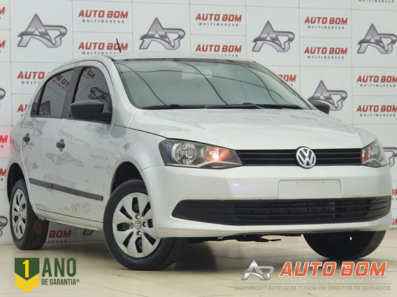 Volkswagen Gol 1.0 8v City Completo! Ideal Para Motorist...