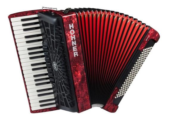 Hohner Bravo 3 120 Acordeon A Piano 120 Bajos 41 T 5(7)r