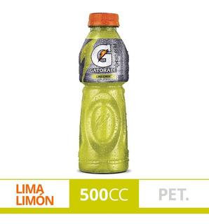 Gatorade Limón 500ml Pack X6