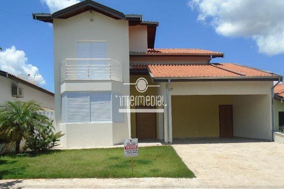 Casa Residencial À Venda, Portal Dos Pássaros, Boituva. - Ca1756