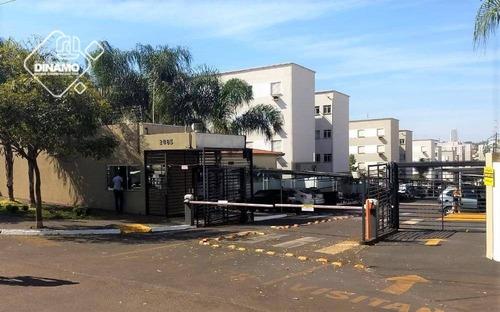 Apartamento Com 2 Dormitórios À Venda, Vila Virgínia - Ribeirão Preto/sp - Ap3379