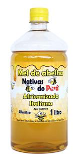 Mel De Abelha Italiana - Pará - 1 Litro