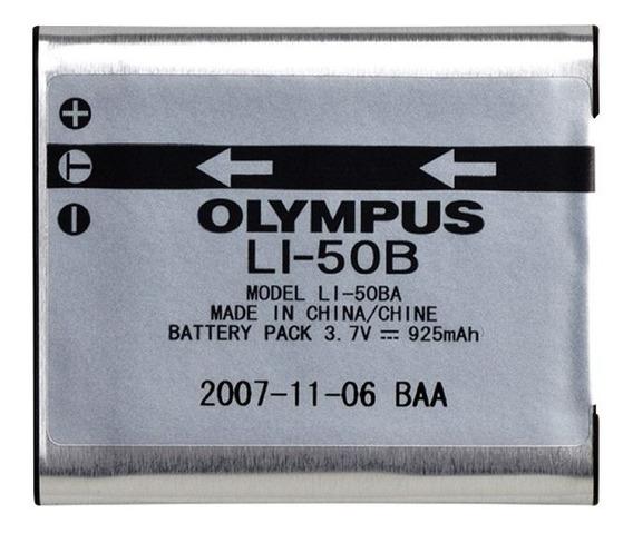 Bateria Para Camera Fotografica Olympus Li50b