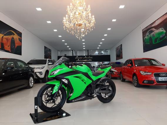 Kawasaki Ninja 300 2014 39.000kms