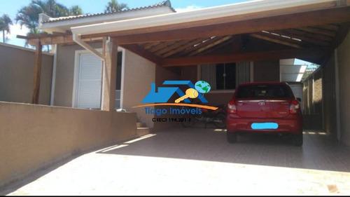 Casa Financiada Em Atibaia ! - 518