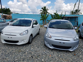 Vendo Mitsubishi Miraga 2014 Financiamiento Disponible