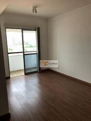 Apartamento Com 3 Dormitórios À Venda, 86 M² Por R$ 520.000,00 - Taquaral - Campinas/sp - Ap7912