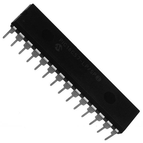 Pic16c57-lp/sp 16c57 Mcu Microcontrolador 8-bit Eprom