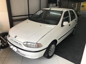 Fiat Palio Edx 1.0, 4p, 1998, Branco, Ac. Troca Maior Valor